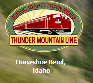 Idaho Train Ride image