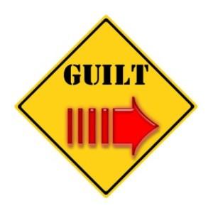 Guilt post